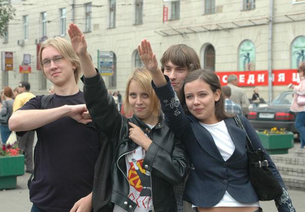 Правда о расизме в Третьем Рейхе