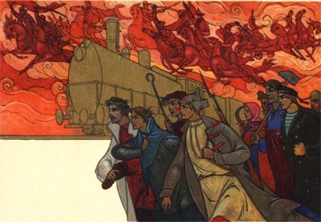 Олег Гуцуляк: Где ты, революционный класс?