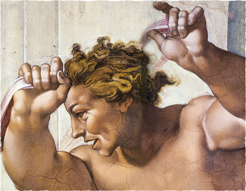 Аркадий Ипполитов: Желуди-яйца Золотого века: Мир без греха
