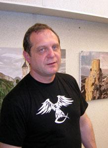 Интервью с художником-традиционалистом Бориславом Пранговым