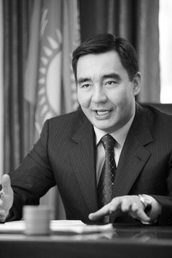 Адил Тойганбаев: Политика ценностей