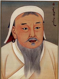 Галия Байкан: Завет Чингисхана