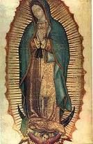 Нерукотворный образ Девы Марии Гваделупской