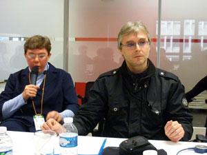 Кирилл Серебренитский: Модернизация и фронтальные зоны