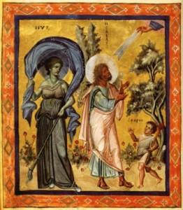 Рай – наименование затомиса Византийской метакультуры